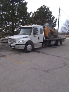 Fast Flatbed Towing- Cheap Rate-647-795-3066