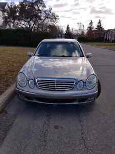 2005 Mercedes-Benz E320 4Matic