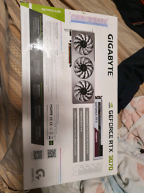 Gigabyte RTX 3070 Vision OC
