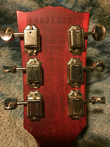 Grover deluxe vintage machine heads Peterborough Peterborough Area image 2