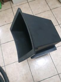 Shredder bins/bins