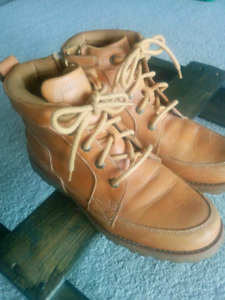 Timberland leather Spring boots