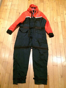 BRAND NEW MUSTANG SURVIVAL SUIT -- MENS XL
