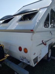 Avan Cruiseliner 5 - All extras - Ducted A/C - Hot Water