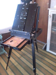 French Easel