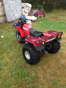 HONDA BIG RED 250 Es