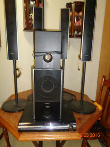 Sony Home Theatre System (5 Disc DVD Changer)
