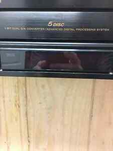 Infinity RS5 Tower Speakers w/Teac Receiver & 5 Disk Player Prince George British Columbia image 2