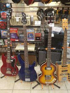 Huge Bass Guitar Sale!