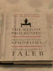 Bed of Procrustes, by Nassim Nicholas Taleb