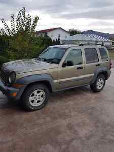 2006 Jeep Liberty crd SUV, Crossover