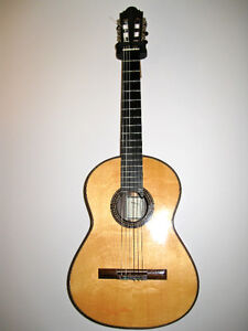 Concert Classical Guitar by Thomas Fredholm (Sweden)