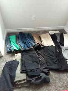Lots of Good condition used clothing