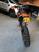 Ktm 530 exc Barrack Heights Shellharbour Area Preview