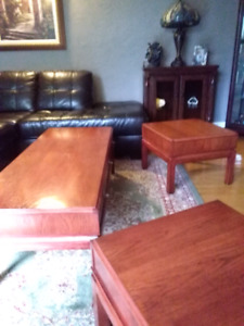 Table de salon living room tables set