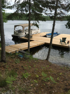 Limerick Lake cottage for rent- water access- need your own boat