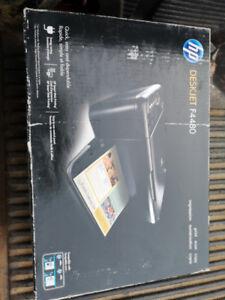 HP Deskjet f4480 printer New
