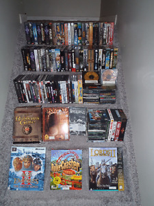 PC Games -------- NEW AND USED!!!