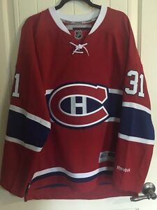 Montreal Canadiens Reebok Carey Price Jersey - Men's Large