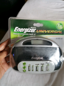 Energizer ACCU Rechargeable Battery Charger