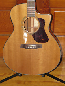 FOR SALE - WALDEN CONCORDA- CG 570 CE - ELECTRIC ECOUSTIC