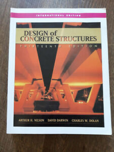 Design of concrete structures text book