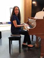Pre-School Piano Lessons