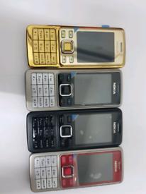 Nokia 6300 mobile phone unlocked