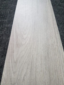 "OCEANSIDE OAK GREY FLOOR TILE - 36"" x 6"""
