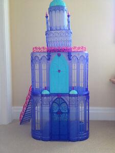Barbie Diamond Castle dollhouse