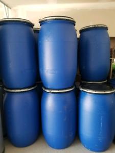 Plastic barrels-brampton