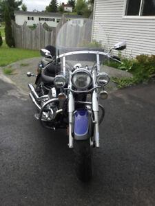 2006 Yamaha V-Star Classic 650cc