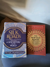 REDUCED Silk Roads History Books