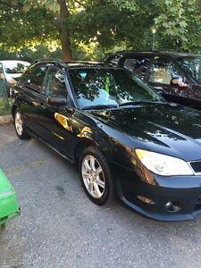 Subaru Impreza SE