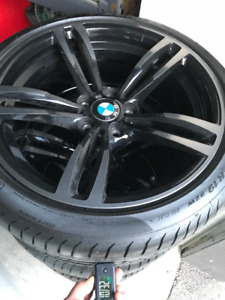 bmw m2/3/4 forged wheels