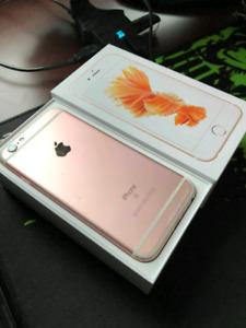 iPhone 6S 64GB Unlocked (factory unlocked)