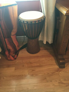 "24"" Authentic djembe"