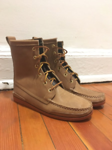QUODDY GRIZZLY BOOT (SZ 7-8 MENS)