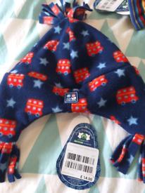 JoJo maman bébé Polarfleece pixie hat