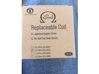 Genuine innokin coils for isub g or apex 0.2 0.5 ohms