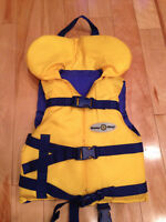 Child's Buoy-O-Boy Life Jacket