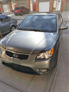 Excellent Condition 2010 Kia Rio, Low Kms, Upgraded Features!