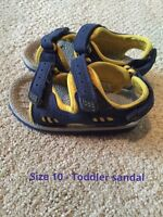 Size 10 Toddler Sandal