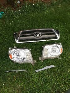 FS- Toyota Tacoma front end parts