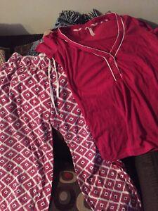 Maternity Pajamas (Thyme)
