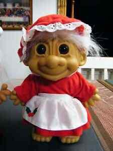 Christmas large Trolls rare find London Ontario image 2