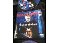 Hellraiser boxset