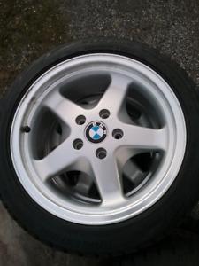 BMW BLIZZAK WINTER WHEELS