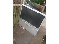 Free broken tv