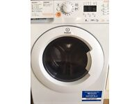 uesd one year wash and dry machine